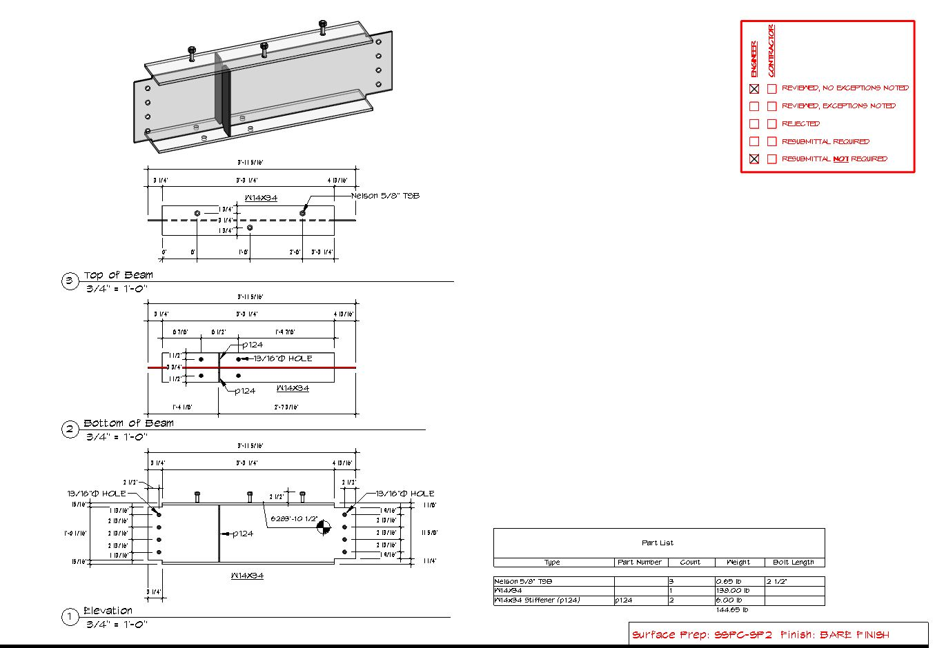 Responsibility for shop drawings agc of mo tips for How to read structural blueprints
